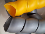 Protezioni a spirale del tubo flessibile con i formati personalizzati