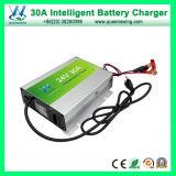 carregador de bateria acidificada ao chumbo do carregador de bateria 30A do carro 24V (QW-B30A24)