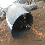 66 codo de la soldadura al acero de la pulgada A516 Gr70 con el peso de 10m m