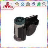 Schwarze Farben-Schnecke-Lautsprecher-Hupe für Auto-Teile