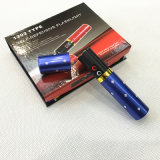 Minialuminiumlippenstift-Art-Selbstverteidigung betäuben Gewehr