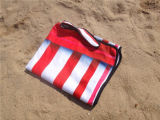 Zacht markeren ons de Handdoek van het Strand van Microfiber van de Kop van de Kola van de Fles van het Bier