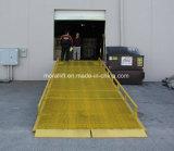 10t conteneur hydraulique mobile de la rampe avec la CE pour la vente