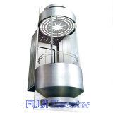 FUJI-volles panoramisches Glashöhenruder
