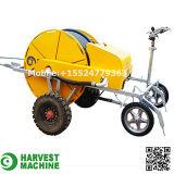 O melhor sistema de irrigação da roda do carretel da mangueira Jp75