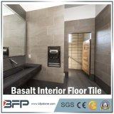 포장하거나 마루청을 깔거나 층계 또는 벽 또는 목욕탕 또는 부엌 도와를 위한 자연적인 Polished 돌 도와 현무암