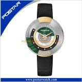 Montres-bracelet sexy de diamant de bracelet de montre de dames de prix usine