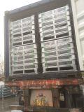 Contenitore industriale pieghevole di immagazzinamento in la cassa della rete metallica