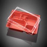 Stal die de Slimme Plastic Machine Thermoforming van de Controle voor Fast-Food Doos werken