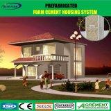 Casa Modular de alta calidad de la oficina prefabricados con panel solar