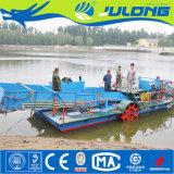 Ordures de flottement rassemblant le bateau à vendre