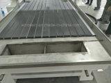 Grosse Größe CNC-Fräser-Maschine mit kundenspezifischen Modellen für Ausschnitt/Stich/lange Prägeplatten