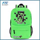 Form Minecraft Rucksack-Kind-Schule-Beutel-Qualität Mochila Escolar