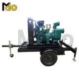 pompa ad acqua di aspirazione di auto del motore diesel 100HP