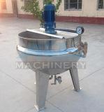 Jacketed調理のやかん(ACE-JCG-063179)を傾けるステンレス鋼の蒸気