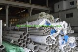 Wuxi 316L PVC 대직경을%s 가진 입히는 스테인리스 관