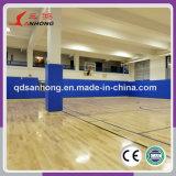 Защитные накладки на стену для спортзала, установка на стену для школьных спортивных