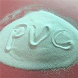 Пластиковый сырья порошок белого цвета из ПВХ пластика Sg-5 для трубки из ПВХ