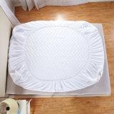 Hoja de relleno de /Fitted de la cubierta de colchón del poliester de la tela de Hotelcotton