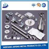 Peças da fabricação de metal da folha da liga de alumínio com carimbo do processo