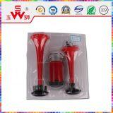 Haut-parleur rouge d'alarme de klaxon d'ABS pour le véhicule