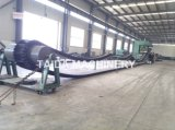 Het hydraulische het Vulcaniseren Genezende Vulcaniseerapparaat van de Transportbanden van de Machine van de Pers Rubber
