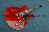 빨간/악기 (TJ-278)에 있는 DIY 기타 장비/ES 335 재즈 일렉트릭 기타
