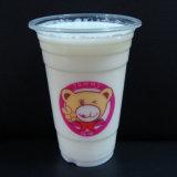 Пластиковые контейнеры для Купол/Boba чай, молочных коктейлей и заморожены коктейли