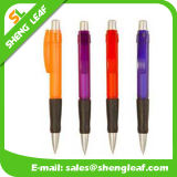 Custom Logo Multi-Color Ballpoint Pen Publicidade Plastic Ball Pen (SLF-PP001)