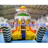 Kinder Innen-Matte-Lager-aufblasbarer Hindernis-Kurs des PVC-Hindernis-Kurs-Inflatables/Military