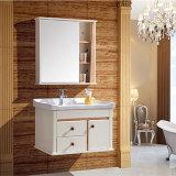 Montage mural en bois massif Salle de bains avec le plus bas prix