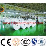 Manufatura da máquina de papel de impressão do papel de cópia da polpa de madeira A4 da alta qualidade