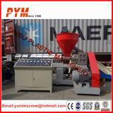 Machine de réutilisation en plastique de rebut sur la promotion