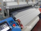 Tela da máquina de tecelagem de Tekstil que faz o tear do jato do ar do Zax de Tsudakoma