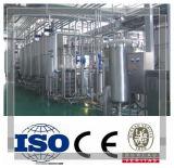 Dreieckige Karton-Kasten-Milch-Joghurt-Produktions-aufbereitende Zeile Pflanzenmaschine