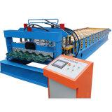 Широко используемая популярная застекленная Corrugated машина крена крыши плитки
