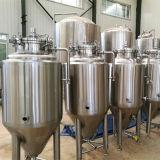 De super Apparatuur van het Bierbrouwen van het Huis van het Roestvrij staal van de Brouwerij van het Bier van de Ambacht van de Kwaliteit Commerciële Mini Gebruikte Materiële 100L Met Ce ISO
