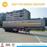 LKW-halb Schlussteil des Brennstoff-Tankers