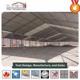 tent van het Pakhuis van de Tent van de Opslag van 10002000sqm de Tijdelijke met de Harde Muur van de Sandwich
