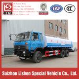 Sale 15ton Water Tanker Truckのための手動Transmission Dongfeng Water Tank 15000 Liter Rhd Water Sprayer Truck