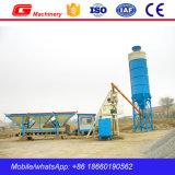 새 모델 Hzs25는 승인된 혼합 시멘트 플랜트 SGS를 준비한다