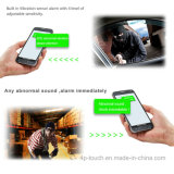 Mini GPS traqueur 2017 de Newset pour des animaux familiers/personne/bagage (V8)