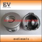 4KH1tc 4jh1tc 4KH1-Tc 4jh1-Tc el anillo del pistón camisa del cilindro Kit para las piezas del motor Isuzu
