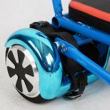 Hulpmiddelen Hoverkart, de Zelf In evenwicht brengende Autoped Hoverkart van de Sport van de Aankomst van Sunnytimes de Nieuwe Openlucht van Twee Wielen voor Kinderen HK-01