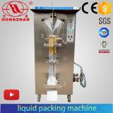 Toda a fábrica saqueta Automática do preço da máquina de embalagem de água com potência personalizada