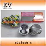 3tn74 3tnv76 3D74e 3tne74 Kolbenring-Zylinder-Zwischenlage-Installationssatz für Yanmar Maschinenteile