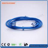 Cavo di zona del PVC di Cat5e UTP con l'imballaggio della bolla dell'OEM