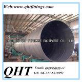 SSAW ERW Tubo de aço recozido preto