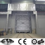 34 Meter Auto-Unterseite Wärmebehandlung-Gas-Ofen-