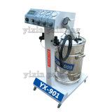 Équipement de pulvérisation de flocage manuel électrostatique